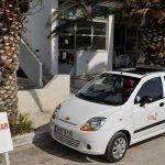 Chevrolet Matiz Open Roof 800cc - Milos Car Rental - Giourgas