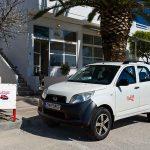 Daihatsu Terios 1.3 Giourgas Car Rental Milos
