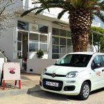 Fiat Panda Last Edition 1200cc - Milos Car Rental - Giourgas