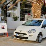 Fiat Punto Diesel 1300cc - Milos Car Rental - Giourgas