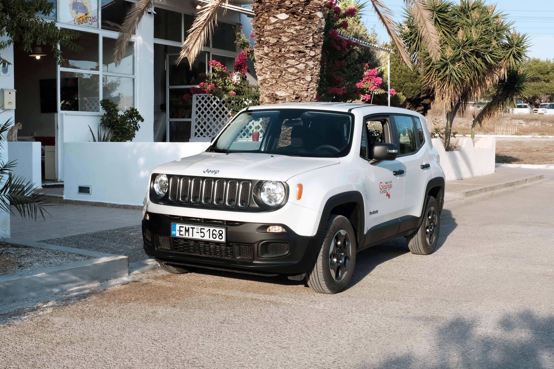 Jeep Renegade 4 4 Diesel 2 0 Milos Car Rental Giourgas Car Rental